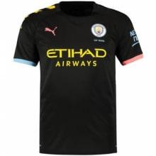 Гостевая игровая футболка Манчестер Сити 2019-2020