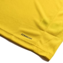 Домашняя футболка сборной Швеции на чемпионат Европы 2020 технология