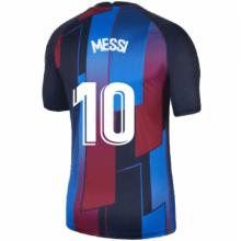 Разноцветная тренировочная футболка МЕССИ 2021-2022
