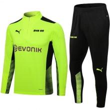 Черно-зеленый костюм Боруссии Дортмунд 2021-2022