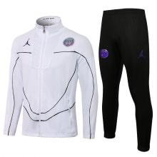 Черно-белый костюм ПСЖ 2021-2022