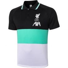 Разноцветная футболка поло Ливерпуля 20-21