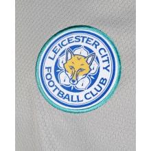 Вратарская гостевая форма Лестера SCHMEICHEL 20-21 герб клуба