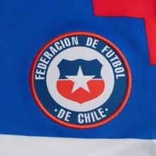 Гостевая футболка сборной Чили 2020-2021 герб сборной