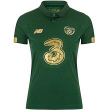 Женская домашняя футболка Ирландии на ЕВРО 2020-21