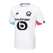 Комплект взрослой третьей формы Лилля 2020-2021 футболка