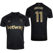 Третья футболка Вест Хэм 2020-2021 Джесси Лингард