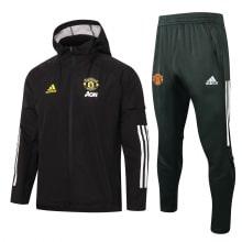 Черный костюм Манчестер Юнайтед 2021-2022
