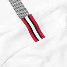 Детская гостевая футболка ПСЖ Кавани номер 9 JORDAN 2018-2019 вблизи сзади