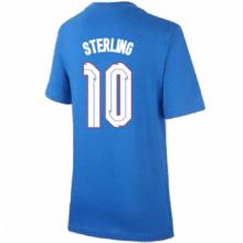 Гостевая футболка Англии Стерлинг ЕВРО 2020-21