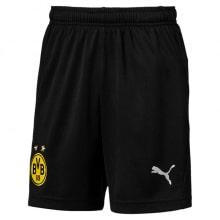 Взрослая домашняя форма BVB 18-19 c длинными рукавами шорты