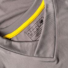 Гостевая игровая футболка Порту 2018-2019 воротник