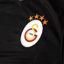 Гостевая игровая футболка Галатасарай 2018-2019 герб клуба