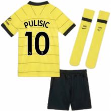 Детская гостевая форма Челси Пулишич 2021-2022