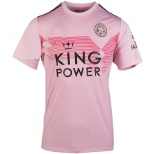 Комплект детской третьей формы Лестер Сити 2019-2020 футболка