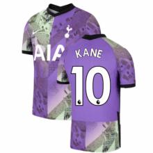 Третья игровая футболка Тоттенхэма 2021-2022 Гарри Кейн