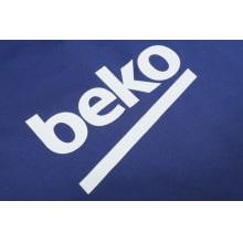 Сине-голубой костюм Барселоны 2021-2022 спонсор