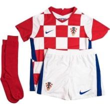 Домашняя футболка Барселоны 2019-2020 Лионель Месси спереди