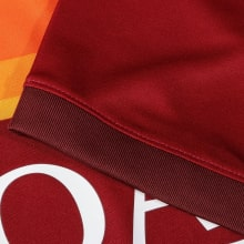 Домашняя игровая футболка Ромы 2020-2021 рукав
