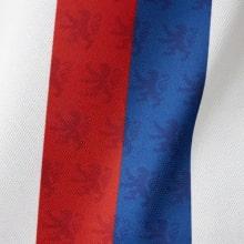 Комплект детской домашней формы Лион 2021-2022 футболка ткань