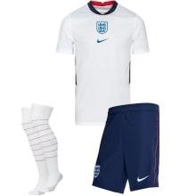 Взрослый комплект домашней формы Англии на ЕВРО 2020-21