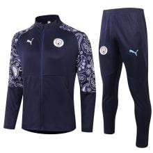 Синий костюм Манчестер Сити 2021-2022