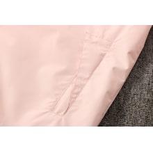 Сине-розовый костюм Ювентуса по футболу 2021-2022 капюшон карман