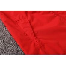 Красно-черный спортивный костюм АЯКС 2021-2022 карман