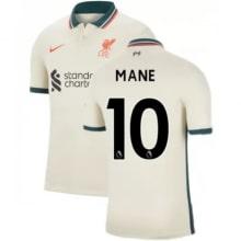 Гостевая футболка Ливерпуля 2021-2022 Садио Мане
