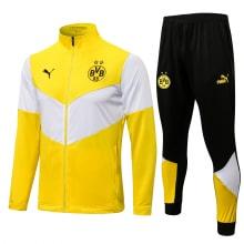 Черно-желтый тренировочный костюм Челси 2021-2022