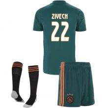 Детская гостевая футбольная форма Зийех 2019-2020