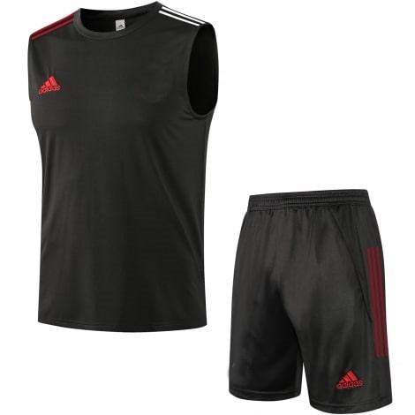 Серая тренировочная форма Реал-Мадрид 2021-2022