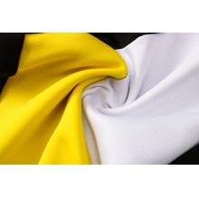 Черно-желтый тренировочный костюм Челси 2021-2022 ткань