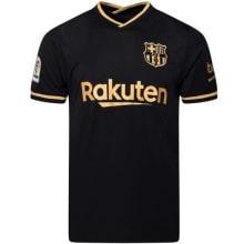 Гостевая футболка Барселоны 2020-2021 Антуан Гризманн спереди