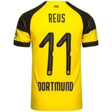 Домашняя футболка Боруссии Дортмунд 2018-2019 Марко Ройс номер 11