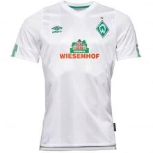 Гостевая игровая футболка Вердер Бремен 2019-2020