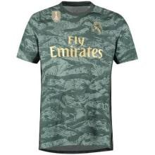 Вратарская гостевая футболка Реал Мадрид 2019-2020