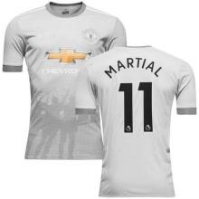 Третья игровая футболка Манчестер Юнайтед 2017-2018 Марсьяль