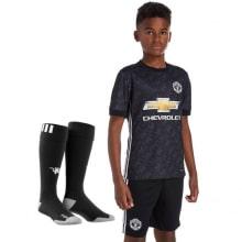 Детская гостевая форма Манчестер Юнайтед 2017-2018