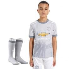Детская третья форма Манчестер Юнайтед 2017-2018