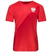 Гостевая футболка сборной Польши на чемпионат мира 2018