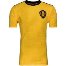 Гостевая игровая футболка сборной Бельгии на ЧМ 2018