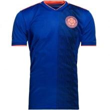 Гостевая футболка сборной Колумбии на чемпионат мира 2018