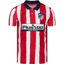 Домашняя аутентичная футболка Атлетико Мадрид 2020-2021