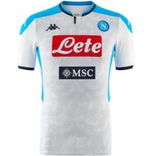 Третья игровая футболка Наполи 2019-2020
