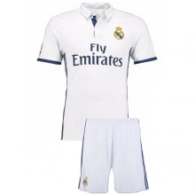 Домашняя футбольная форма Реал Мадрид 2016-2017