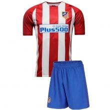 Домашняя футбольная форма Атлетико Мадрид 2016-2017