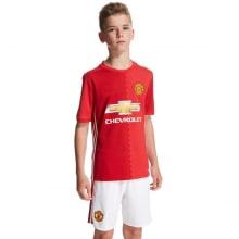 Детская футбольная форма Манчестер Юнайтед 2016-2017