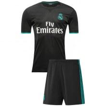 Гостевая футбольная форма Реал Мадрид 2017-2018