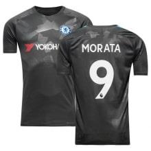 Третья игровая футболка Челси 2017-2018 Мората
